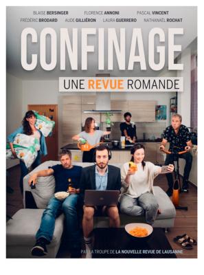 Confinage – une revue romande