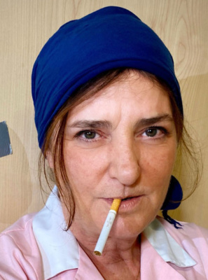 "Claude-Inga Barbey – ""Manuela"""